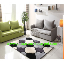 150D Polyester Handtufted 3D Carpet