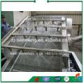 Máquina de lavagem da bolha de China, máquina de lavar da fruta, máquina de lavagem do tomate