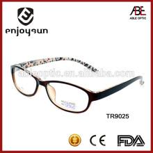 Marcos ópticos al por mayor de la alta calidad del estilo TR90 China