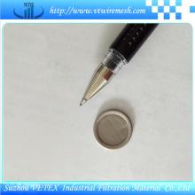 Disque filtrant en acier inoxydable pour filtrage d'eau