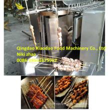 Elektrische oder Gas Automatische Grill Maschine / BBQ Grill Maschine