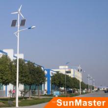 CE, RoHS Approval 30W CREE LED Luz de calle solar