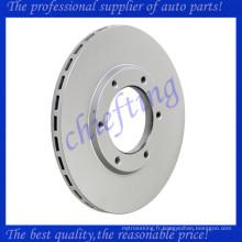 MDC753 DF1967 40206-C7000 40206-G9500 freins haute performance pour Ford Australie