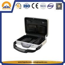 Алюминиевый бизнес хранения кратко случай с ремешком (HL-5203)