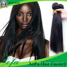 Remy Hair Extension 100% Virgin Human Hair Weave