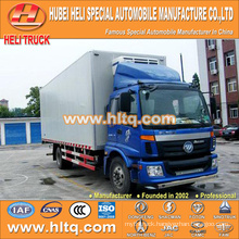 FOTON 4x2 10Tons refrigeration truck 160hp in good condition hot sale