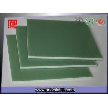 Fr4 G10 Fibra de vidrio reforzada Epoxy Natural