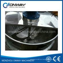 Kqg Industriejacke Wasserkocher Elektrischer Dampfjacke Wasserkocher Elektrischer ummantelter Wasserkocher Topf noch Destillation