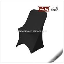 200GSM Lycra Gewebe bunte kundenspezifische Stuhl-Abdeckungen für Klappstuhl