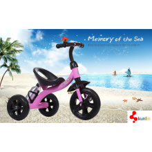 Triciclo de três rodas para crianças