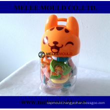 Infant Bell Toy Injection Plastic Mould