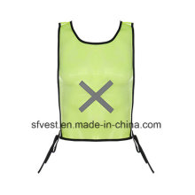 High Quality Night Visible Reflective Warning Mesh Vests