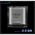 Clean Room Cotton Swabs with Low Ion Residual (HUBY340 BB-001)