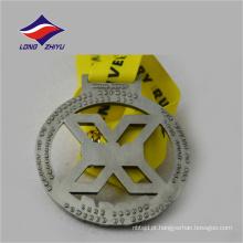 Fabricação de fábrica na China executar eventos de medalha de esportes de eventos