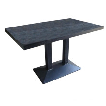 Rectangular Dining Table for Hotel and Cafe