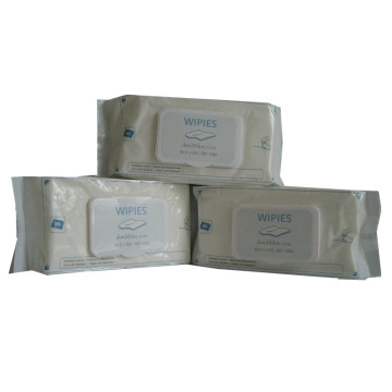 OEM Adult Wet Wipes mit Flip-Top