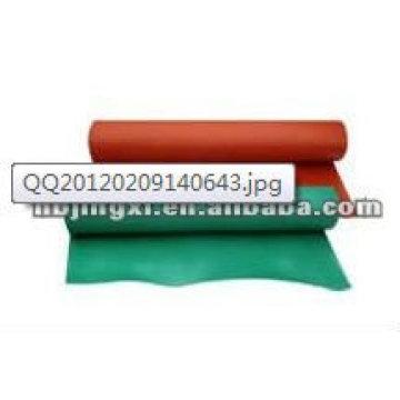 folha macia do PVC do composto excelente da resistência do calor e do frio