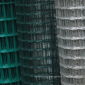 green pvc coated welded wire mesh 3'x100' roll