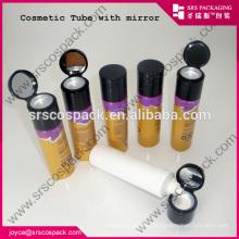 New Cosmetic Tube with mirror Plastic BB Cream Tube