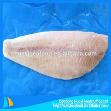 our Chinese factory mainly produce frozen flounder fillet