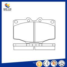 Venta caliente piezas de chasis de auto para Toyota Hilux Brake Pad Gdb352 / 20852/0449160010