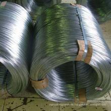 Baustoff verzinkter Stahldraht
