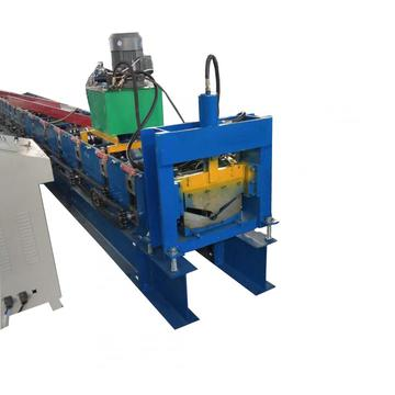 Staaldak Ridge Roll Forming Machine