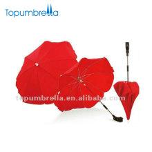15 Zoll 8 Rippen schöne Sonnenschirm Kinderwagen Sonnenschirm für Baby