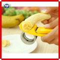 High Quality Stainless Steel Banana Slicer 5 Blade Use for Home Kitchen