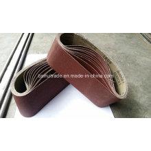 Abrasive Sanding Belt for Wood Metal
