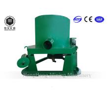 Séparateur centrifuge de gravité d'extraction d'or