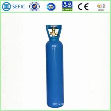 Cilindro de gás de aço sem costura de alta pressão 5L (ISO140-5.0-20)