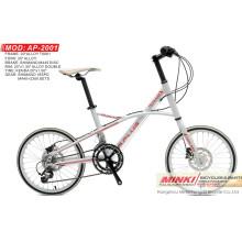 "Alloy 16 Speed 20"" Mini Velo Road Bike (AP-2001)"