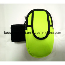 2016 New Fashion Neoprene Material Armband iPhone Case