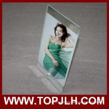 Custom Photo Print Mirror Edge Sublimation Frame Photo