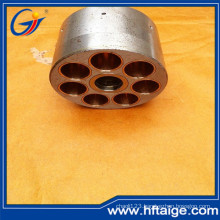 Hydraulic Part Ductil Iron Made Cylinder Block for Piston Motor