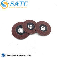 Perfeito preço de t 27 zircônio / disco de flap abrasivo de óxido de alumínio