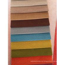 Burnout Warp Knitting Súper Soft Velvet Sofa Fabric