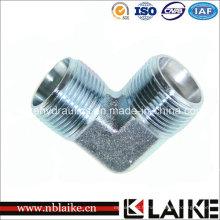 (1C9) Raccords hydrauliques de tube de Swagelok de coude à haute pression