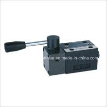 Serie Dm Válvulas Direccionales Operadas Manualmente (DMG-02)