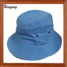 Nova Moda Cor Sólida Azeitona Custom Made Bucket Hat