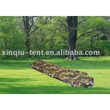 Camouflage camping sleeping bag