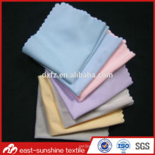 knitted microfiber sepctacle lens cleaning cloth
