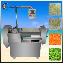 Fruit and vegetable dicing equipment cutting machine