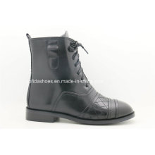 Fashion High Heel Lady Rubber Boot pour femmes sexy