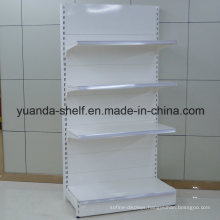 Metal Single Face Common Display Storage Wall Shelf for Supermarket