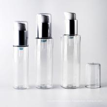 60ml 100ml 120ml Clear Heavy Wall Pet Lotion Bottle (EF-PL05)