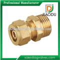Brass Male Adapter With Compression End Compression Pex Pipe Fitting