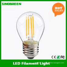 4W G45 E27 Миниатюрная лампа накаливания светодиодной лампы