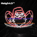 3inch Height Santa Claus Christmas Crowns